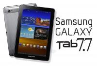 Samsung Tab 7.7 Used