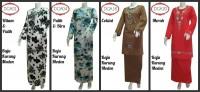 Baju Kurung Moden dan Peplum