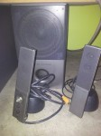 VS4121 Altec Lansing Speaker Faulty